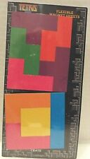Tetris Flexible Magnet Sheets Sealed New Sealed Item #55636 2017