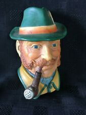 "Legends ""Alpine Guide"" Chalk Ware Character Head"