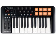 M-Audio Oxygen 25 Mk4 - 25-Key MIDI USB Keyboard + Ableton Live Lite