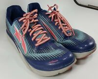 Altra Women's Torin 3.0 Zero Drop Running Walking Shoes Blue Coral Size 9.5