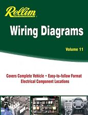 Rellim Wiring Diagrams Volume 11 from 2005-2017 with MPN RERW11