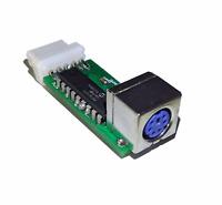 Neu Ps/2 Zu Atari St Computer Maus Adapter Konverter PS2 #675
