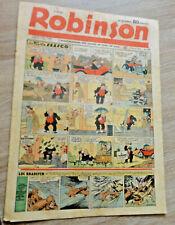 ROBINSON n°199 de 1940