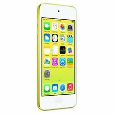 REFURBISHED Apple iPod Touch 5th Generation Yellow 32GB i Pod ( 32 GB )