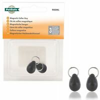 2 x PetSafe Staywell Magnetic Collar Key, Cat Flap Selective Entry & Lightweight
