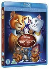 The Aristocats Disney Blu-ray R0 Special Edition