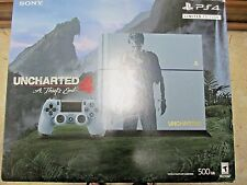 Sony PlayStation 4 Uncharted 4: Limited Edition 2TB Bundle + Controller/Games