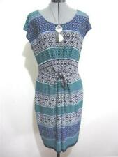 Jacqui E Knee Length Women's Polyester/Elastane Dresses