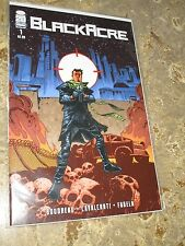 BlackAcre #1 Image post apocalyptic future barbarians warlords Mike Oeming 9.6+