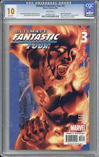 Ultimate Fantastic Four #3 CGC 10 - GEM MINT!