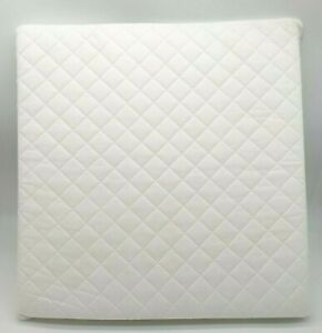 NEW Wedge Pillow Foam Support Wedge Pillow Removable Zip Quilted Cover /UK MADE