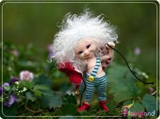 1/12 Bjd Doll fairyland realpuki soso free face make up—wake up+sleep 2 head