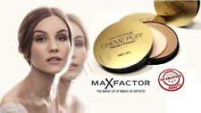 Max Factor Creme Puff Compact Powder -PASTELL POWDER All Shades