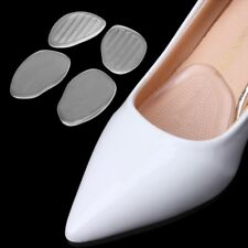 2 Pairs Gel Forefoot Pads For High Heels Pain Relief Anti-slip Elastic Cushion