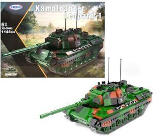 German Leopard 1 Main Battle Tank 1145pcs (06049)