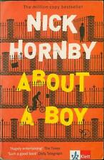 Nick Hornby   About a Boy     in englischer Sprache