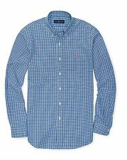 Ralph Lauren Men's Regular Cotton Check Casual Shirts & Tops