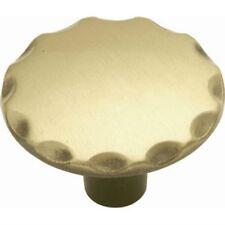 Belwith P146-Ab Antique Brass Cabinet Knob - Pk of 5