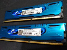 G.Skill PC3-12800 4 GB DIMM 1600 MHz DDR3 SDRAM Memory (F3-1600C9D-8GAO)