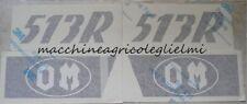 Serie Decalcomania-Adesivi Per Trattore OM513R...