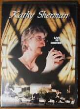 Kathy Sherman - Live In Concert - DVD - Buy 1 Item, Get 1 to 4 at 50% Off