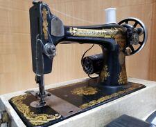 Singer Sewing Machine Circa 1910-1911