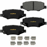 Goodyear Brakes GYD1274 Truck and SUV Carbon Ceramic Rear Disc Brake Pads Set