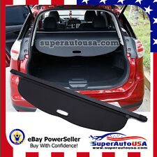 Fit 2014-16 Nissan Rogue X-Trail SUV Rear Trunk Cargo Luggage Cover Shield USA