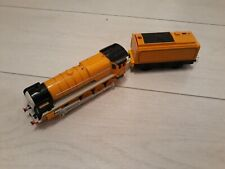 Thomas Trackmaster Murdoch Train with powered tender. RARE. OLD STYLE.