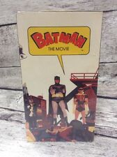 Batman The Movie VHS *Sealed in Original Plastic*