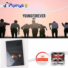 NEW BTS Special Album YOUNG FOREVER Night Ver K-pop Audio CD