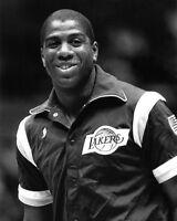 1991 Los Angeles Lakers ERVIN MAGIC JOHNSON Glossy 8x10 Photo Print NBA Poster