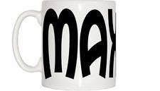 Maxwell name Mug