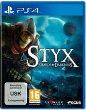 Styx: Shards Of Darkness PS4 Neu & OVP