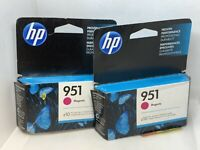 NEW HP 951 | Ink Cartridge | Magenta | ~700 pages | CN051AN  EXP 11/2020 Lot 2