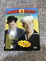 Laurel  Hardy Collectors Edition (DVD, 2003, 2-Disc Set)
