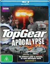 Top Gear: Apocalypse - Brand New Blu-ray Region B
