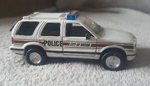 Road Champs City of Bryan Police Diecast Vehicle 1:43 Scale