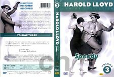 Speedy (1928) - Harold Lloyd  DVD NEW