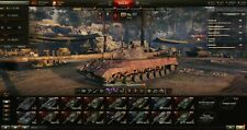 World of Tanks SUPER UNICUM Account 180k Free XP 16TX 10 T8Prems WOT KONTO ACC