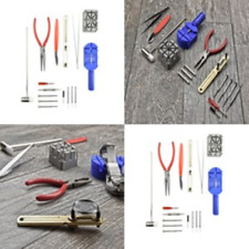 16-Piece Watch Repair Tool Kit For Changing Batteries And Bands One Quality Set