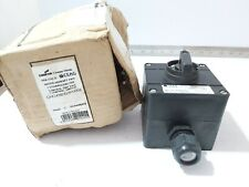 COOPER CROUSE-HINDS CEAG GHG4118100R0006 CONTROL SWITCH