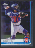 Topps - Chrome 2019 - # 30 Francisco Arcia - Chicago Cubs