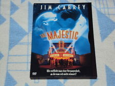 The Majestic DVD Jim Carrey  Snappercase