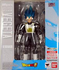 Dragonball Z Resurrection F ~ S.H. Figuarts Ss God Super Saiyan Vegeta