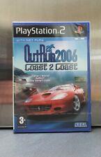 Outrun 2006 Coast 2 Coast PS2 PlayStation 2 New Sealed UK PAL