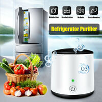 Car Air Cleaner Purifier Remover Odour Dust Fridge Smell Sterilizer  ~