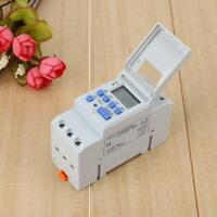 Electronic Weekly Programmable LCD Digital Switch Relay Timer Controller(220V)