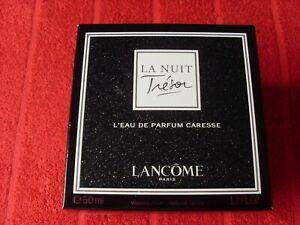 parfum LA NUIT Trésor de LANCÔME L'EAU DE PARFUM CARESSE 50 ML NUMERO 38N800