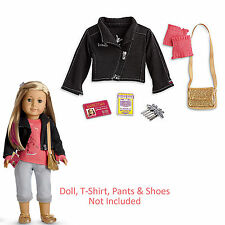 American Girl LE ISABELLE ACCESSORIES for Doll NEW Box Girl of Year '14 Dance